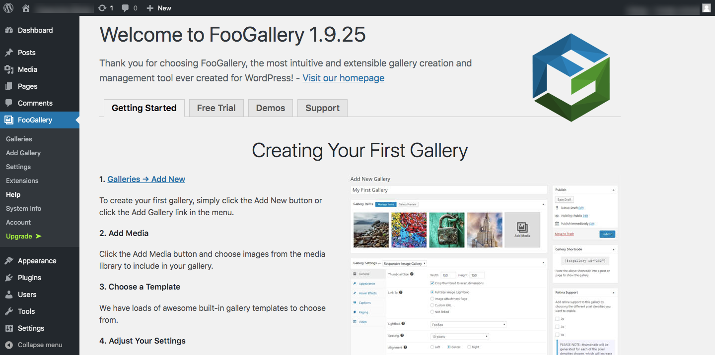 FooGallery Review – Awesome WordPress Gallery Plugin